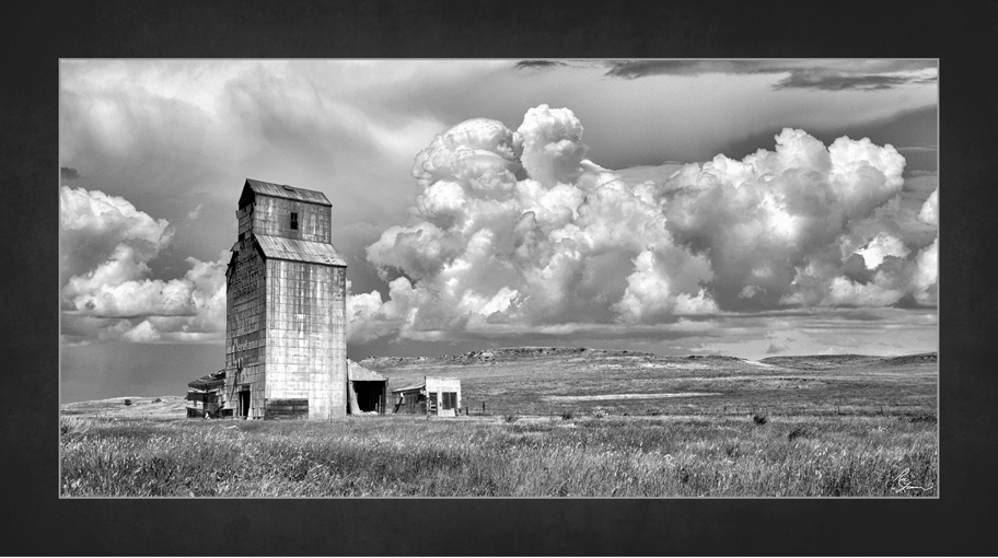 BW Grain silo
