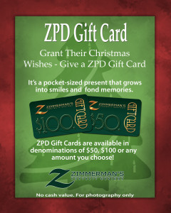 ZPD Christmas card